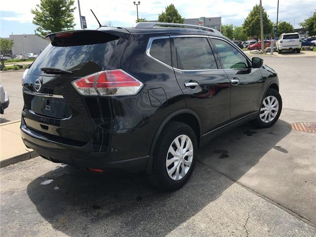2016 Nissan Rogue S FWD BACK UP CAMERA, BLUETOOTH, ABS, ROOF RAILS,  (Stk: 44600A) in Brampton - Image 18 of 26