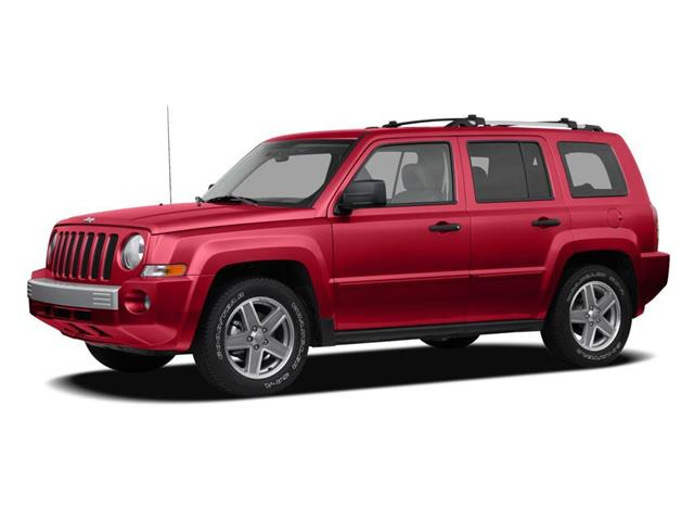 2008 Jeep Patriot Sport/North (Stk: T19534) in Chatham - Image 1 of 2