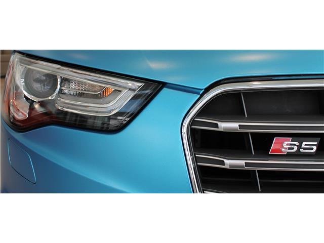 2016 Audi S5 3 0T Technik MP3, Navigation, Bluetooth