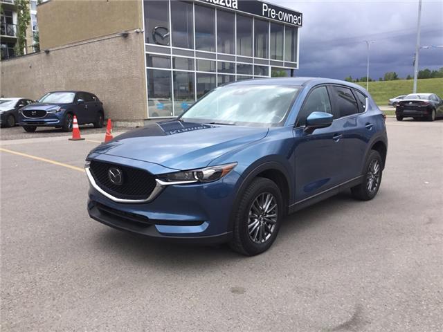 2018 Mazda CX-5 GX (Stk: K7802) in Calgary - Image 1 of 15