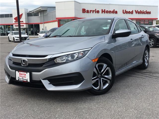 2016 Honda Civic LX (Stk: U16552) in Barrie - Image 1 of 11