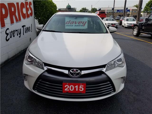 2015 Toyota Camry XLE (Stk: 19-424) in Oshawa - Image 2 of 15