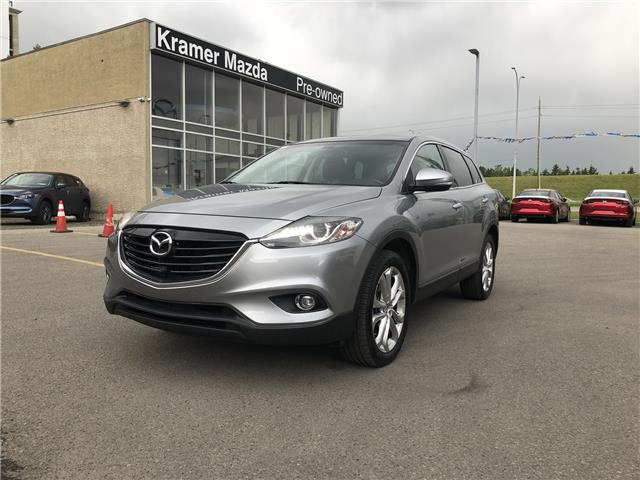 2013 Mazda CX-9 GT (Stk: N5033A) in Calgary - Image 1 of 17