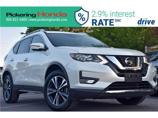 2019 Nissan Rogue SV (Stk: PR1138) in Pickering - Image 1 of 33