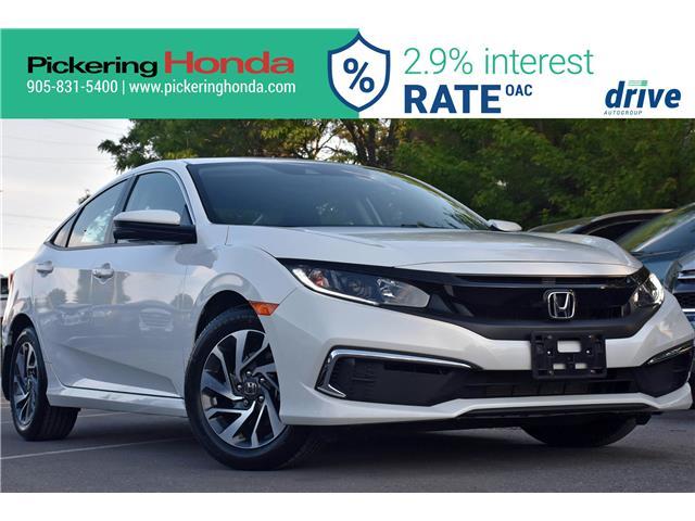 2019 Honda Civic EX (Stk: U1293A) in Pickering - Image 1 of 31