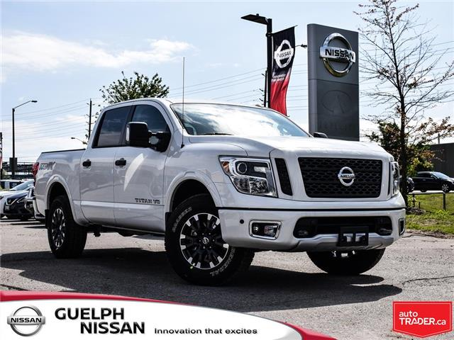 2019 Nissan Titan PRO-4X (Stk: N20186) in Guelph - Image 1 of 25