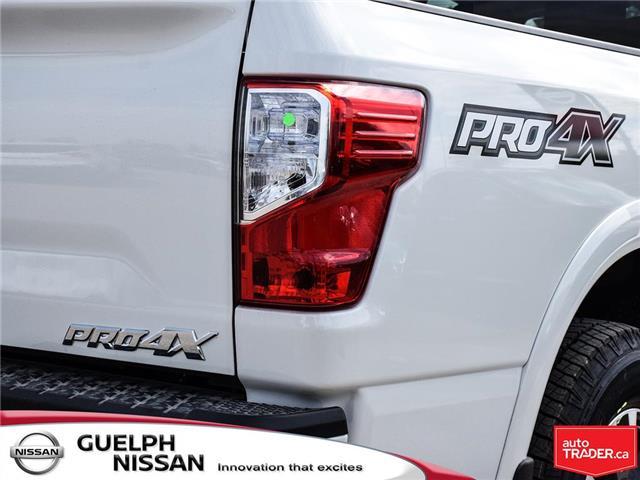 2019 Nissan Titan PRO-4X (Stk: N20186) in Guelph - Image 7 of 25