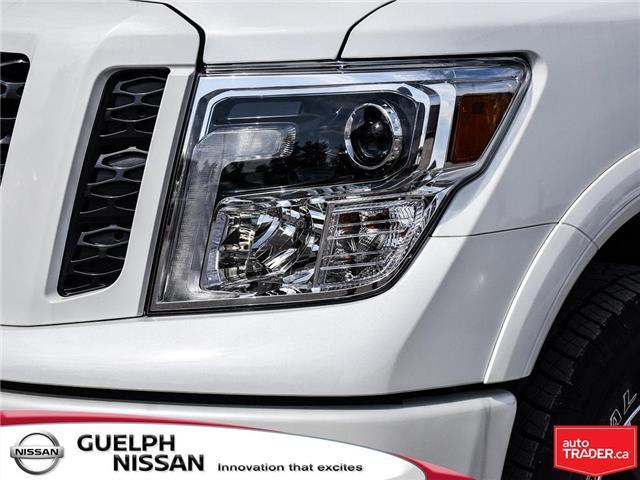 2019 Nissan Titan PRO-4X (Stk: N20186) in Guelph - Image 8 of 25