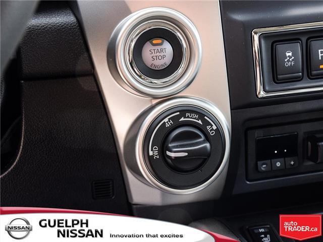 2019 Nissan Titan PRO-4X (Stk: N20186) in Guelph - Image 11 of 25