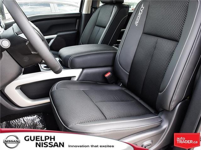 2019 Nissan Titan PRO-4X (Stk: N20186) in Guelph - Image 13 of 25