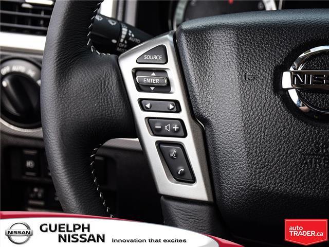 2019 Nissan Titan PRO-4X (Stk: N20186) in Guelph - Image 19 of 25