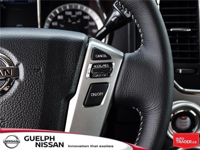 2019 Nissan Titan PRO-4X (Stk: N20186) in Guelph - Image 20 of 25