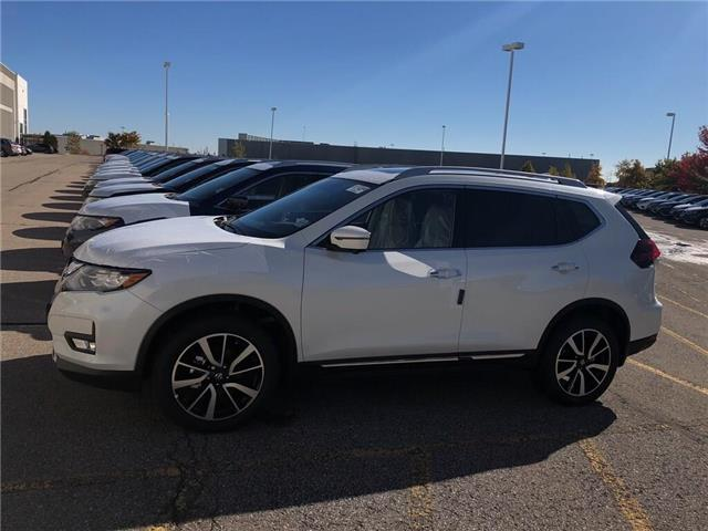 2019 Nissan Rogue SL (Stk: Y2513) in Burlington - Image 2 of 5
