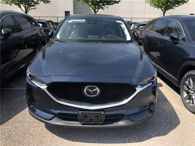 2019 Mazda CX-5 GT w/Turbo (Stk: 16719) in Oakville - Image 2 of 5