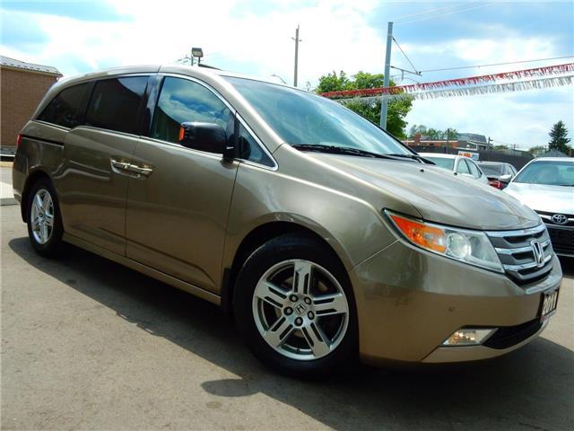 2011 Honda Odyssey Touring (Stk: 5FNRL5) in Kitchener - Image 1 of 27
