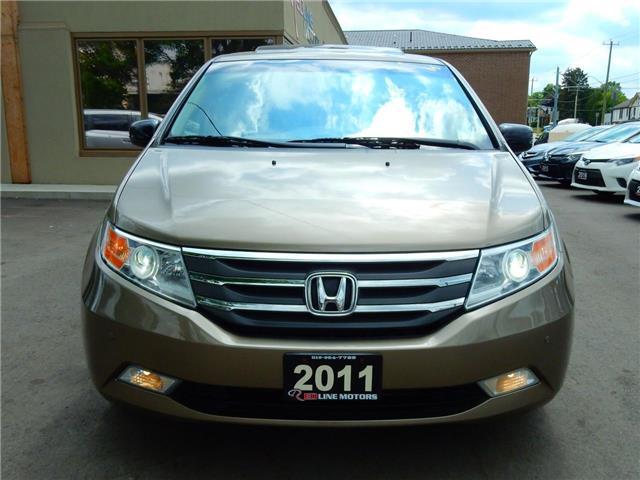 2011 Honda Odyssey Touring (Stk: 5FNRL5) in Kitchener - Image 2 of 27