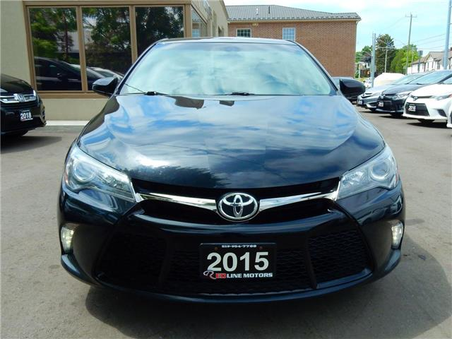 2015 Toyota Camry XSE (Stk: 4T1BF1) in Kitchener - Image 2 of 25
