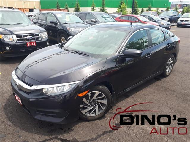 2016 Honda Civic EX (Stk: 012318) in Orleans - Image 1 of 27