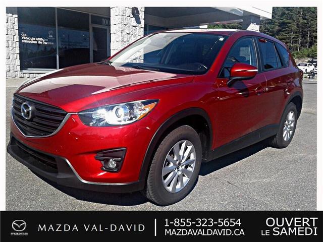 2016 Mazda CX-5 GS (Stk: B1672) in Val-David - Image 1 of 26