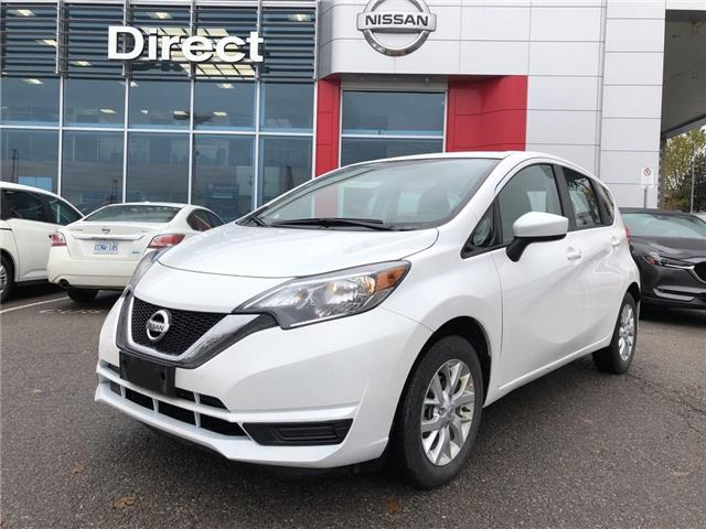 2018 Nissan Versa Note SV - CPO WARRANTY INCLUDED | FREE REMOTE STARTER! (Stk: P0588) in Mississauga - Image 1 of 12