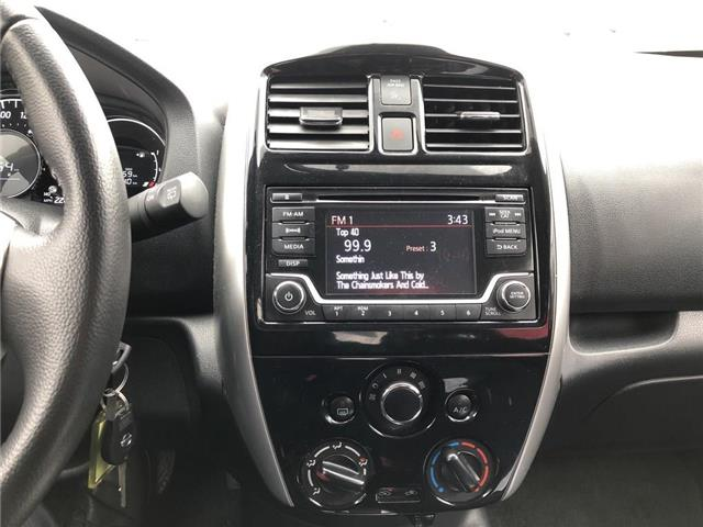 2018 Nissan Versa Note SV - CPO WARRANTY INCLUDED   FREE REMOTE STARTER! (Stk: P0588) in Mississauga - Image 10 of 12
