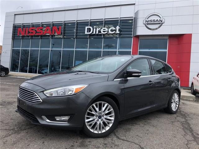 2016 Ford Focus Titanium | CERTIFIED | NO ACCIDENTS (Stk: N3041A) in Mississauga - Image 1 of 19