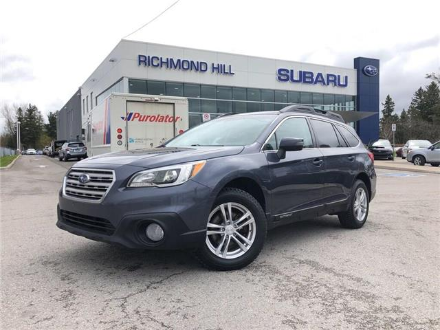 2017 Subaru Outback 2.5i Limited (Stk: LP0260) in RICHMOND HILL - Image 1 of 24