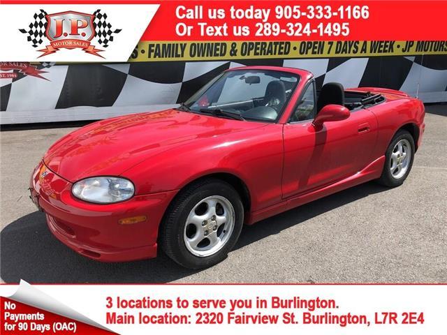2000 Mazda MX-5 Miata  (Stk: 47182) in Burlington - Image 1 of 23