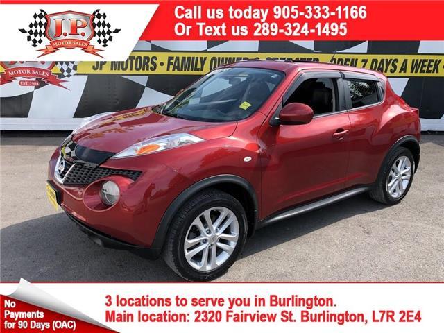 2012 Nissan Juke SL (Stk: 47203) in Burlington - Image 1 of 26