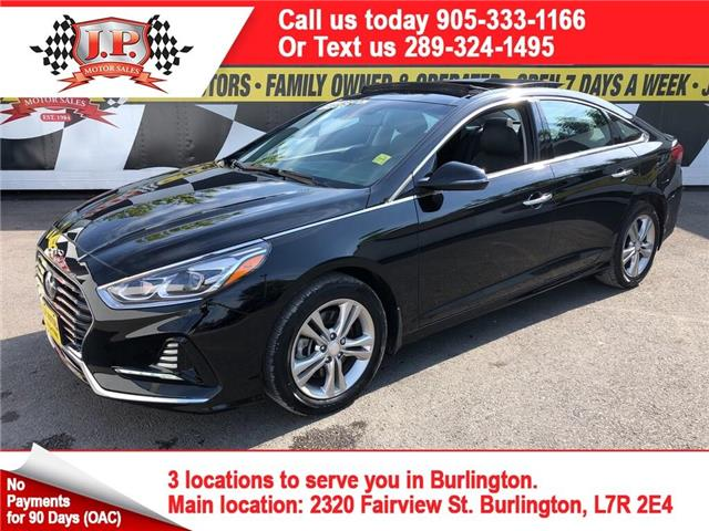 2018 Hyundai Sonata Limited (Stk: 47212) in Burlington - Image 1 of 29