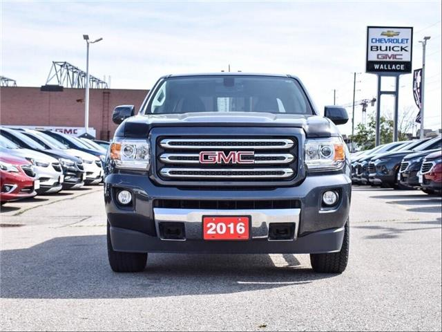 2016 GMC Canyon SLE/ALL-TERRAIN PK/HTD STS/TRAILR PK//BOSE/8 SCRN (Stk: PL5221) in Milton - Image 2 of 28