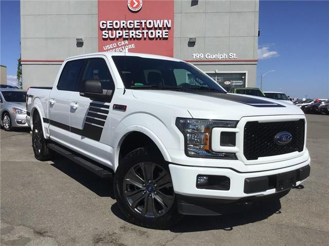 2018 Ford F-150 XLT SPORT | 4X4 | ECOBOOST|SPECIAL EDITION|NAVI (Stk: P12205) in Georgetown - Image 2 of 31