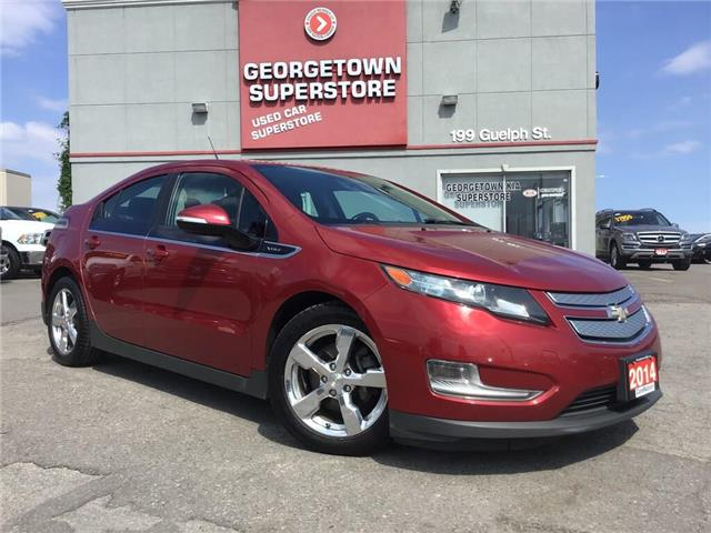 2014 Chevrolet Volt LEATHER | HTD SEATS | ALLOYS | PLUG IN HYBRID (Stk: P12246) in Georgetown - Image 2 of 27