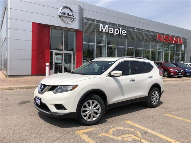 2014 Nissan Rogue S-Back Up camera,Low Mileage,A/C! (Stk: M19R094A) in Maple - Image 1 of 20
