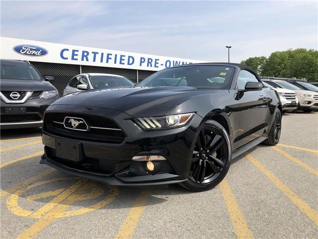 2015 Ford Mustang EcoBoost Premium (Stk: FP19596A) in Barrie - Image 1 of 27