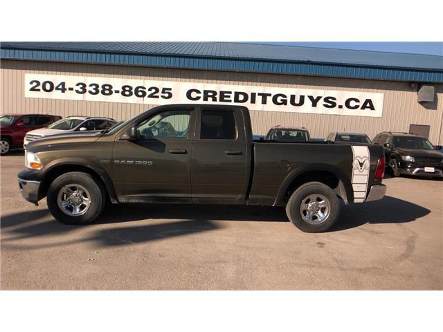 2012 RAM 1500 ST (Stk: I6995A) in Winnipeg - Image 5 of 16