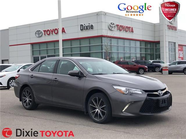 2017 Toyota Camry XSE (Stk: D190845A) in Mississauga - Image 1 of 12