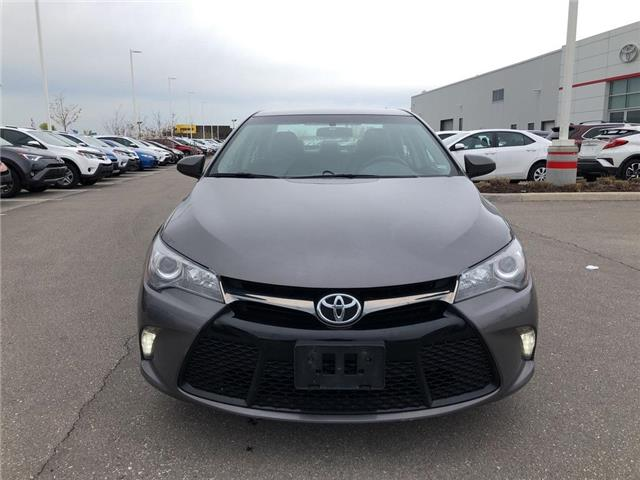 2017 Toyota Camry XSE (Stk: D190845A) in Mississauga - Image 2 of 12