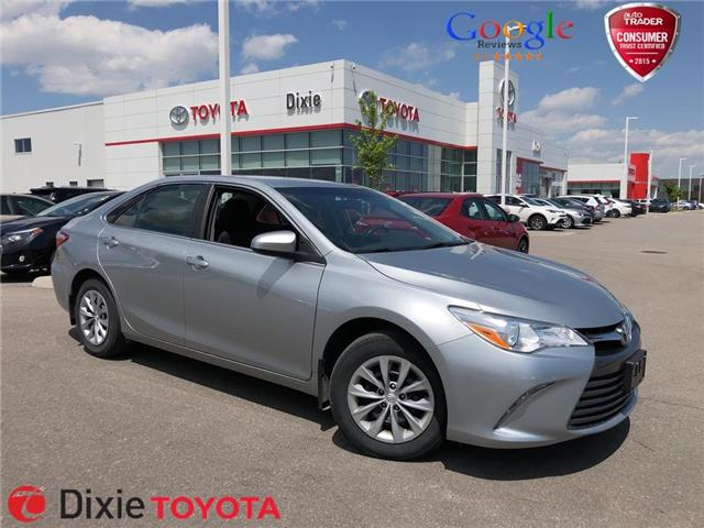 2016 Toyota Camry LE (Stk: D191124A) in Mississauga - Image 1 of 16
