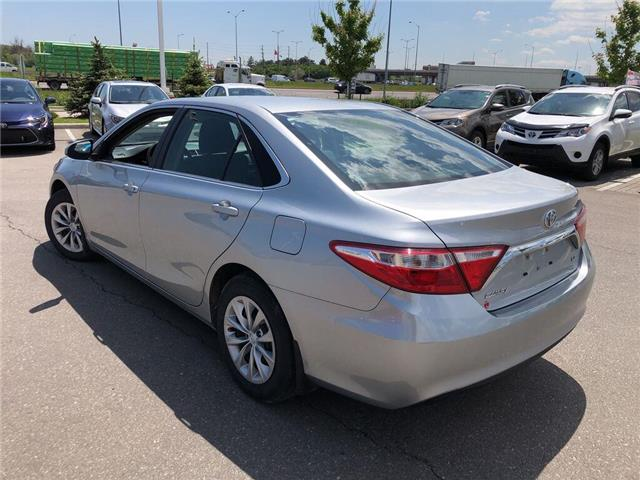2016 Toyota Camry LE (Stk: D191124A) in Mississauga - Image 6 of 16