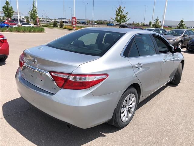 2016 Toyota Camry LE (Stk: D191124A) in Mississauga - Image 8 of 16