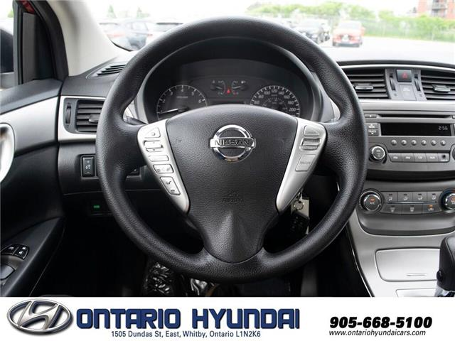 2014 Nissan Sentra 1.8 S (Stk: 35934K) in Whitby - Image 3 of 19