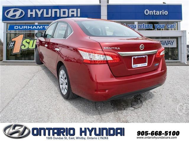 2014 Nissan Sentra 1.8 S (Stk: 35934K) in Whitby - Image 8 of 19