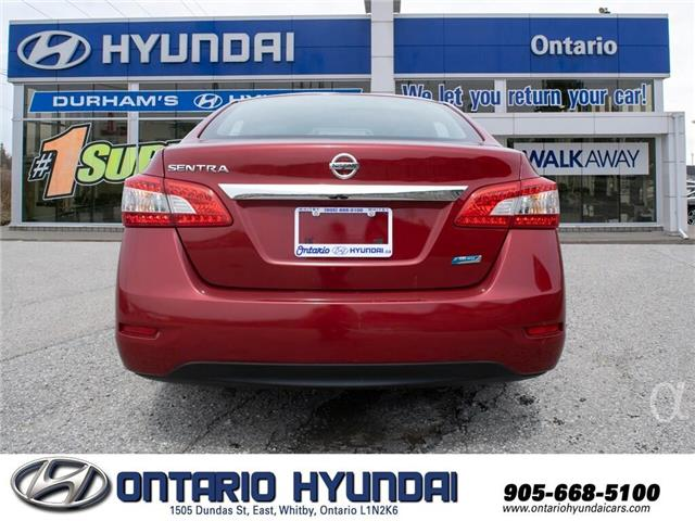2014 Nissan Sentra 1.8 S (Stk: 35934K) in Whitby - Image 9 of 19