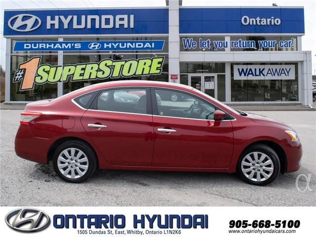 2014 Nissan Sentra 1.8 S (Stk: 35934K) in Whitby - Image 11 of 19