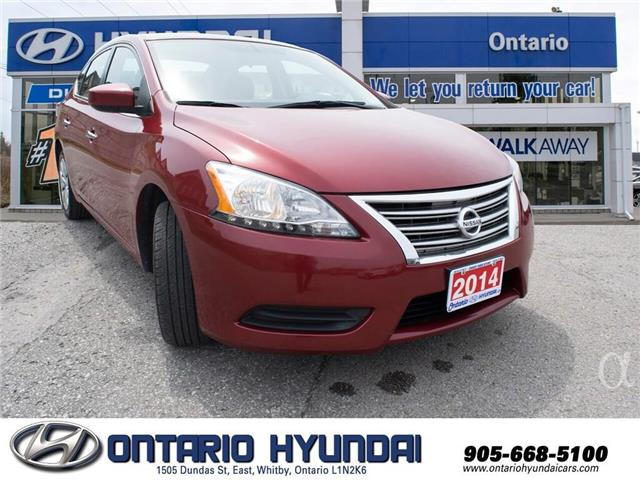 2014 Nissan Sentra 1.8 S (Stk: 35934K) in Whitby - Image 12 of 19