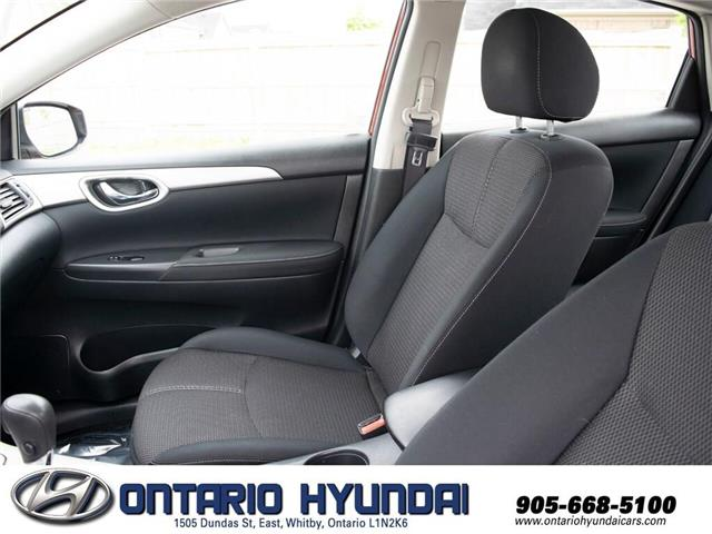 2014 Nissan Sentra 1.8 S (Stk: 35934K) in Whitby - Image 16 of 19