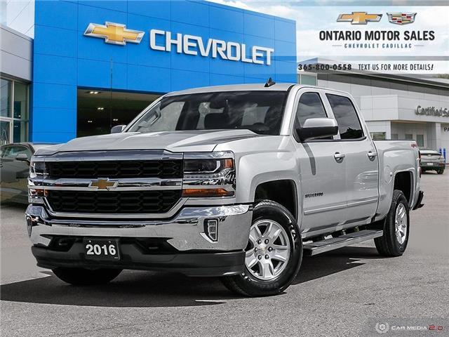 2016 Chevrolet Silverado 1500 1LT (Stk: 285843AA) in Oshawa - Image 1 of 36