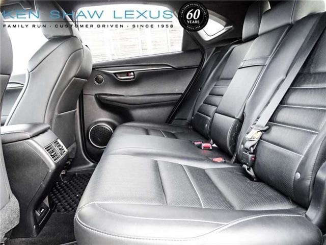 2016 Lexus NX 200t Base (Stk: 15941A) in Toronto - Image 10 of 21