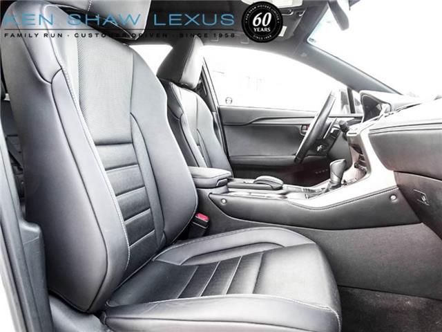 2016 Lexus NX 200t Base (Stk: 15941A) in Toronto - Image 11 of 21